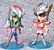 Kit com 05 Mini Estátuas Cavaleiros do Zodíacio 10Cm - Animes Geek - Imagem 5