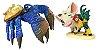 Kit 10 Personagens Moana - Um Mar de Aventuras - Animes Geek - Imagem 6