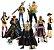 Kit com 07 personagens One Piece - Animes Geek - Imagem 1