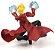 Action Figure Edward Elric 14Cm - Fullmetal Alchemist - Imagem 3