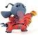 Action Figure Stitch 12Cm - Lilo & Stitch - Imagem 4