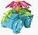 Blocos de Montar Venusaur 497 Peças - Pokémon  - Imagem 2