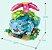 Blocos de Montar Venusaur 497 Peças - Pokémon  - Imagem 3