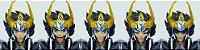 Action Figure Ikki de Fênix Armadura Versão 2 - Os Cavaleiros do Zodíaco - Imagem 6