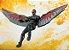 Action Figure Sam Wilson Falcão Avengers Endgame - Marvel Comics - Imagem 3