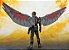 Action Figure Sam Wilson Falcão Avengers Endgame - Marvel Comics - Imagem 2