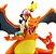 Figure Charizard com Ash e Pikachu Pokémon - Animes Geek - Imagem 5