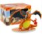 Figure Charizard com Ash e Pikachu Pokémon - Animes Geek - Imagem 6