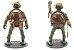 Kit com 04 Action Figures Tartarugas Ninjas - Anime Geek - Imagem 10