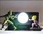Estátua Cell VS. Gohan Super Saiyajin Com LED - Dragon Ball Z - Imagem 3