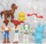 Pack com 07 Figures Toy Story Pixar - Cinema Geek - Imagem 2