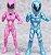 Pack 05 Figures Power Rangers Movie - Cinema Geek - Imagem 4