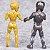 Pack 05 Figures Power Rangers Movie - Cinema Geek - Imagem 5