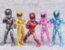 Pack 05 Figures Power Rangers Movie - Cinema Geek - Imagem 2