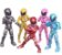 Pack 05 Figures Power Rangers Movie - Cinema Geek - Imagem 1