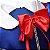 Fantasia Princesa Branca de Neve - Cosplay Infantil - Imagem 5