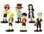 Kit 6 Personagens One Piece - Pack One Piece - Imagem 1