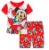 Pijama Curto Mickey Ver. 3 Infantil - Imagem 1
