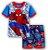 Pijama Curto Homem Aranha Ver. 10 Infantil - Imagem 1