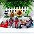 Plants Vs Zombies Kit com 40 Personagens - Plantas vs Zumbis - Imagem 3