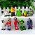 Plants Vs Zombies Kit com 40 Personagens - Plantas vs Zumbis - Imagem 4