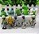 Plants Vs Zombies Kit com 40 Personagens - Plantas vs Zumbis - Imagem 5