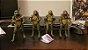 Tartarugas Ninjas Kit com 4 Action figures Anos 90 - Neca - Imagem 5