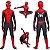 Fantasia Cosplay Homem Aranha Criança - Marvel - Imagem 1