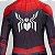 Fantasia Cosplay Homem Aranha Criança - Marvel - Imagem 10
