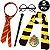 Cosplay Harry Potter Kit Com 5 Peças  - Imagem 1