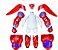 Boneco Baymax Action Figure Articulada Operação Big Hero Disney - Imagem 3