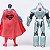 Coleção Action Figures Liga Da Justiça Dc Comics 18 Cm - Imagem 7