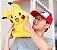 Pikachu tamanho real Escala 1:1 40 Cm Pokémon Nintendo - Imagem 1