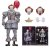 Pennywise Action Figure It A Coisa Stephen King Neca - Imagem 1