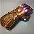 Manopla do Infinito Thanos Com LED Vingadores - Marvel - Imagem 3