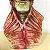 Máscara Cosplay Látex Esqueleto Zumbi - Fantasias - Imagem 5