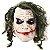 Máscara Látex Joker Coringa Halloween - Fantasias - Imagem 2