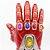 Manopla do Infinito Homem de Ferro Com LED Vingadores - Marvel  - Imagem 8