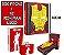 Homem de Ferro Iron Book 2000 peças + 52 Personagens - Marvel - Imagem 1