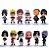 Kit Naruto Shippuden Lote com 12 Personagens - Anime Geek - Imagem 1