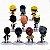 Kit com 10 Personagens Naruto Clássico - Anime Geek - Imagem 3