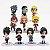 Kit com 10 Personagens Naruto Clássico - Anime Geek - Imagem 2