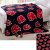 Cobertor Manto Casal Akatsuki 200 x 150 cm - Naruto Shippuden - Imagem 1