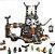 Ninjago Masmorras do Feiticeiro Caveira 1171 peças - Blocos de Montar - Imagem 1