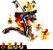 Ninjago Dente de Fogo 487 peças - Blocos de Montar - Imagem 2