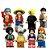 Kit com 15 Personagens One Piece - Blocos de Montar - Imagem 2