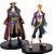 Kit 2 Figuras One Piece Marcos Vs Gol D. Roger - Animes Geek - Imagem 1