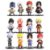 Naruto Shippuden Kit 12 personagens alta qualidade 8 cm - Animes Geek - Imagem 1