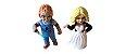 Chucky e Tiffany Toony Terrors - Neca - Imagem 1