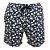 Shorts Bermuda Masculina de Praia Fundo do Mar Azul - Imagem 1